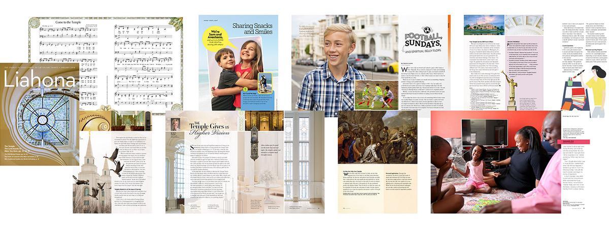 Revistas da Igreja