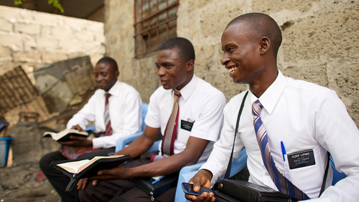 Congo Missionaries