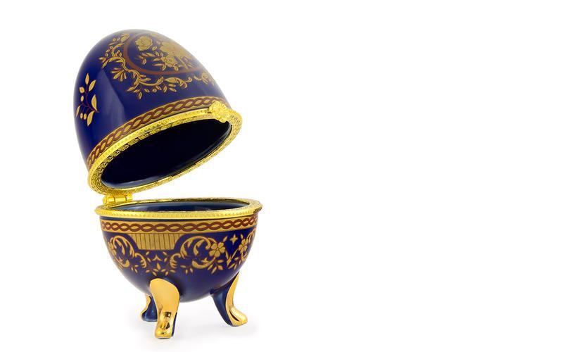 Easter Fabergé Egg