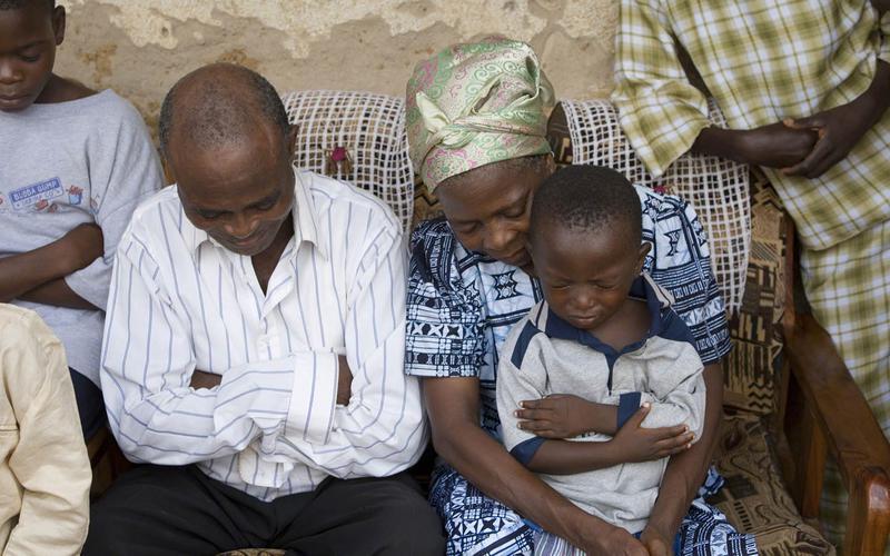African Family Prayer