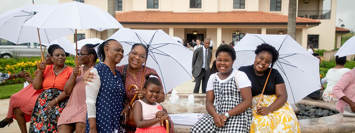 Durban South Africa Temple Dedication