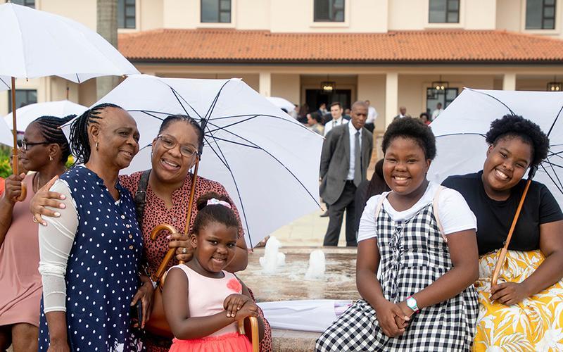 Durban South Africa Temple Dedication