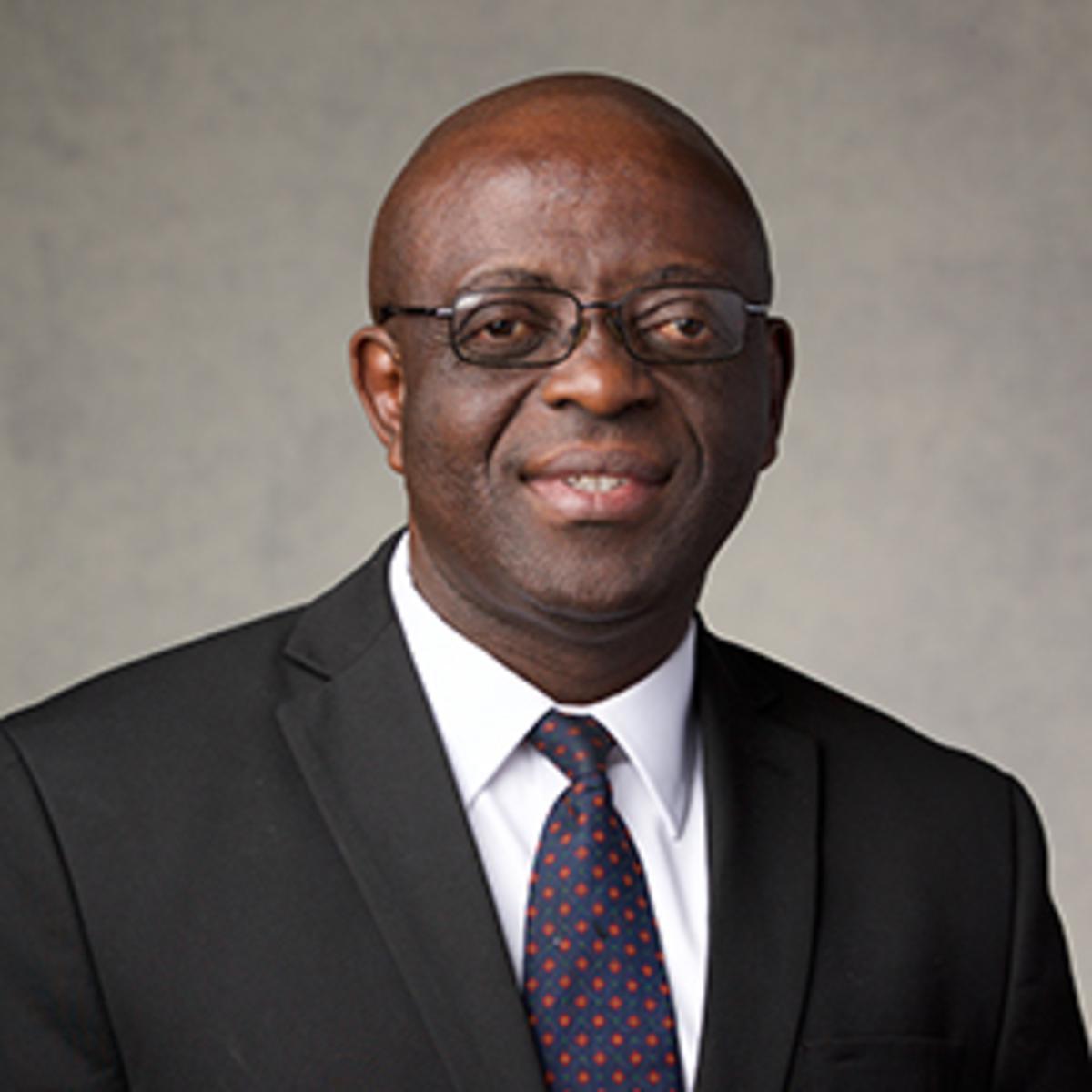 Elder W. Jean-Pierre Lono