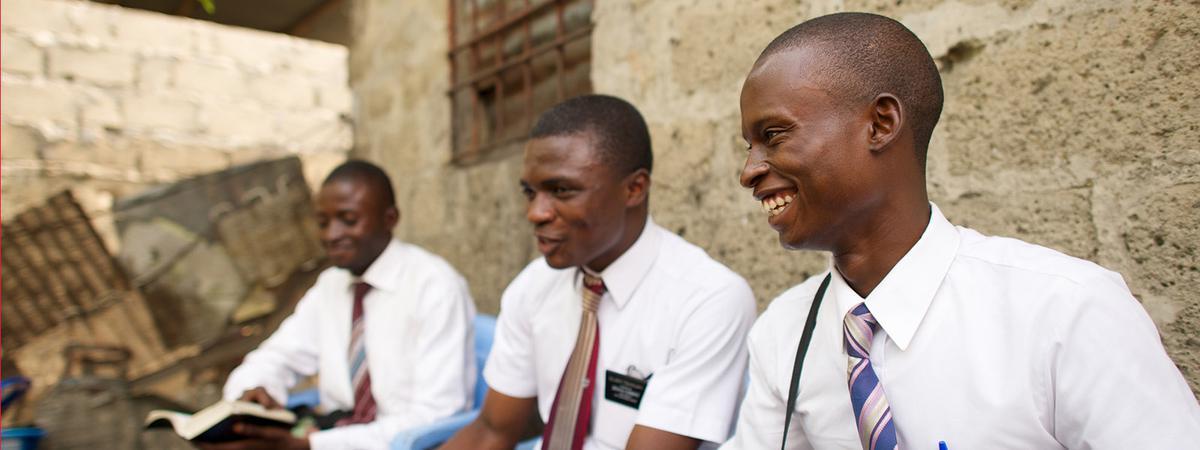 Prospective Missionaries