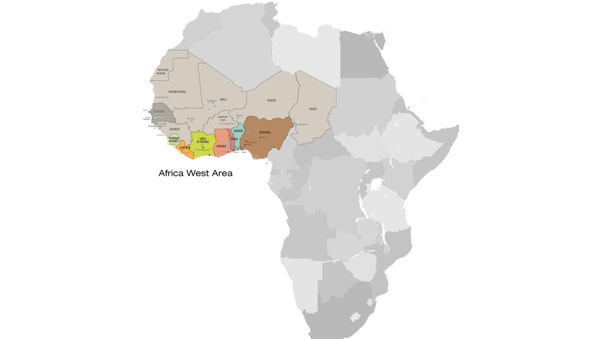 Africa West Area Information