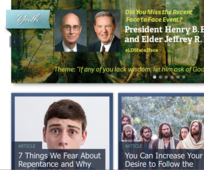 Youth Home Page