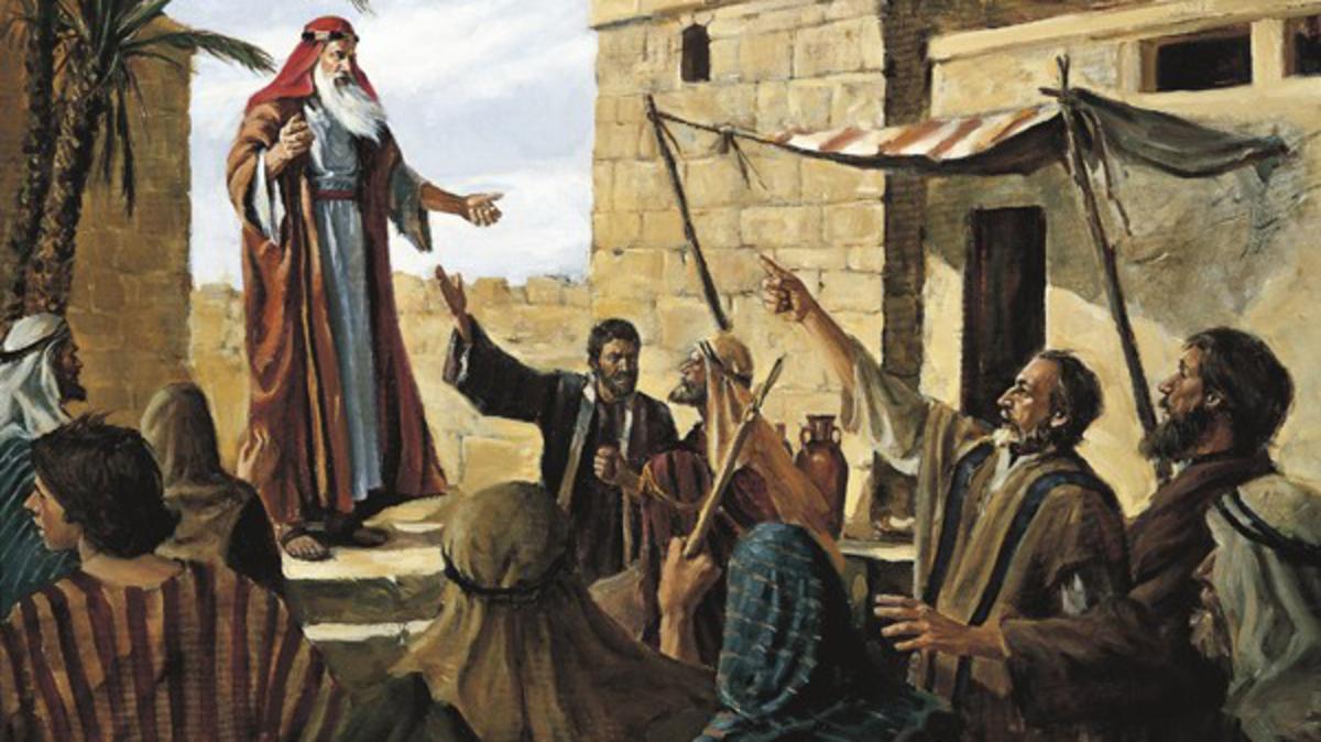 Le Livre de Mormon contient des annales écrites par d'anciens prophètes. Il enseigne la foi en Jésus-Christ.