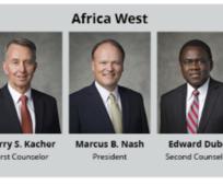 La Première Présidence annonce des affectations de dirigeants d'interrégions pour 2018