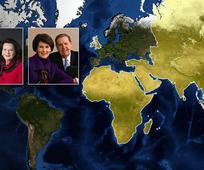 En avril, Russell M. Nelson se rendra en Europe, en Afrique et en Asie