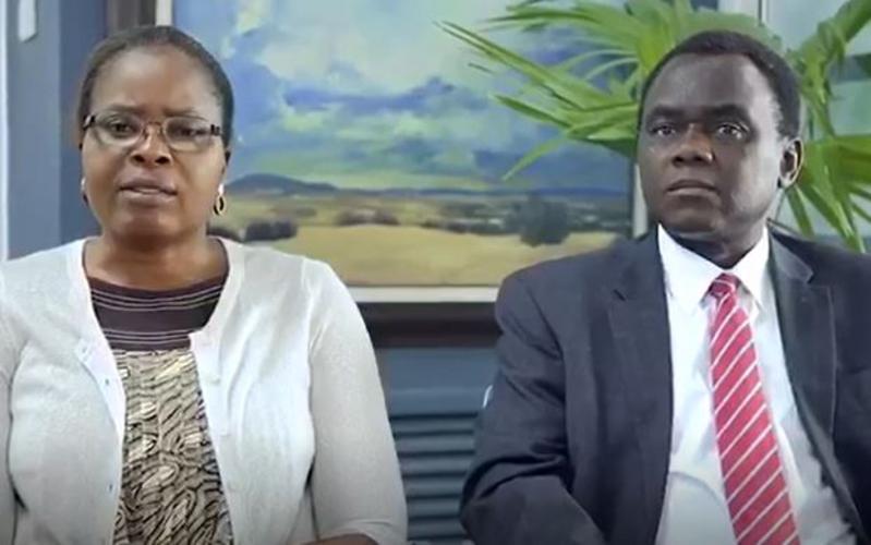 Elder & Sister Dube Farewell Message