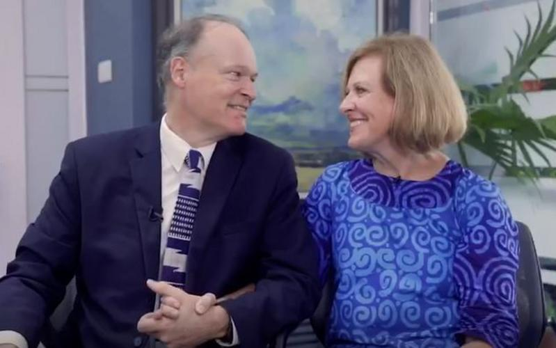 Elder & Sister Nash Farewell Message
