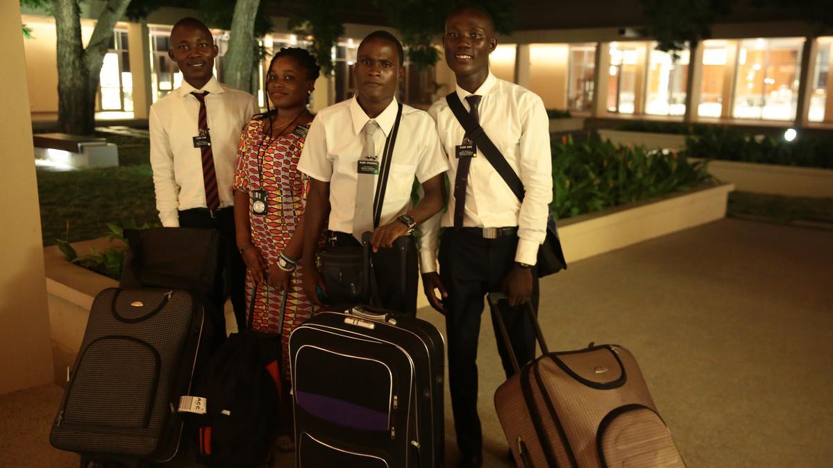 Guinea Missionaries