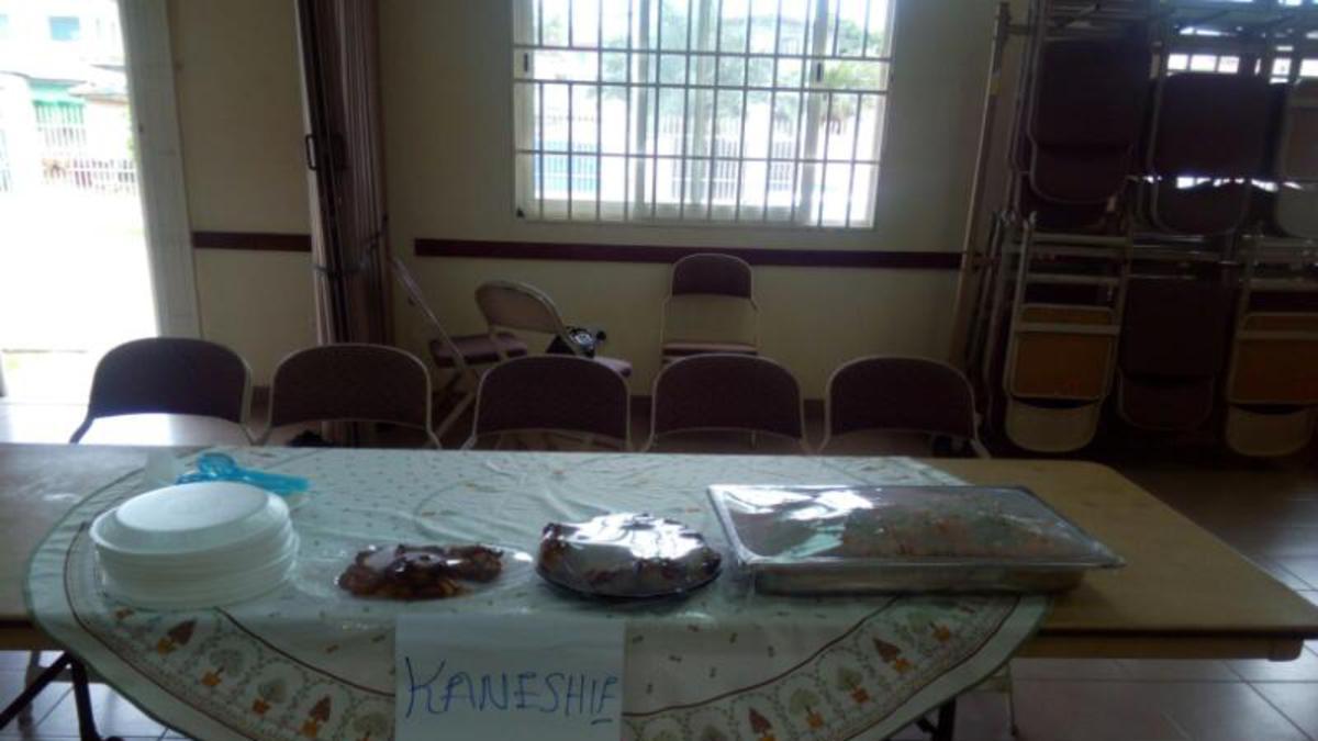 Paroisse de KANESHIE