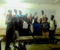 Soirée familiale des JAS de l'université de Ghana