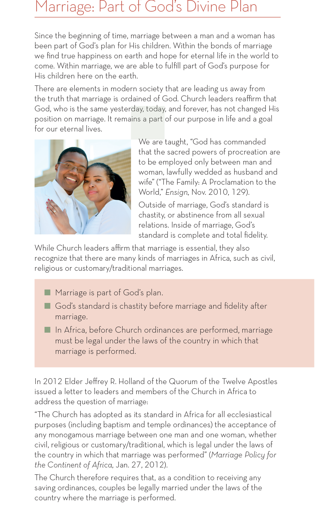 Marriage Brochure p1