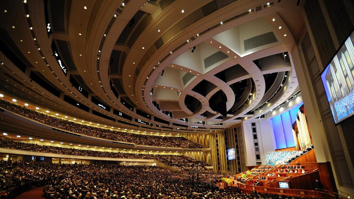 Le centre de conférence