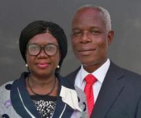 Le temple d'Accra au Ghana a un nouveau président
