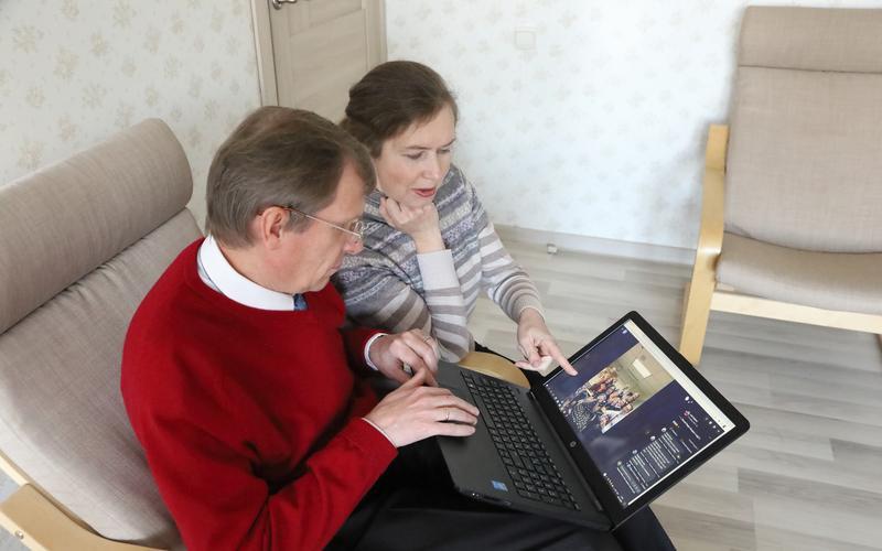 ընտանիքը համակարգիչ օգտագործելուց