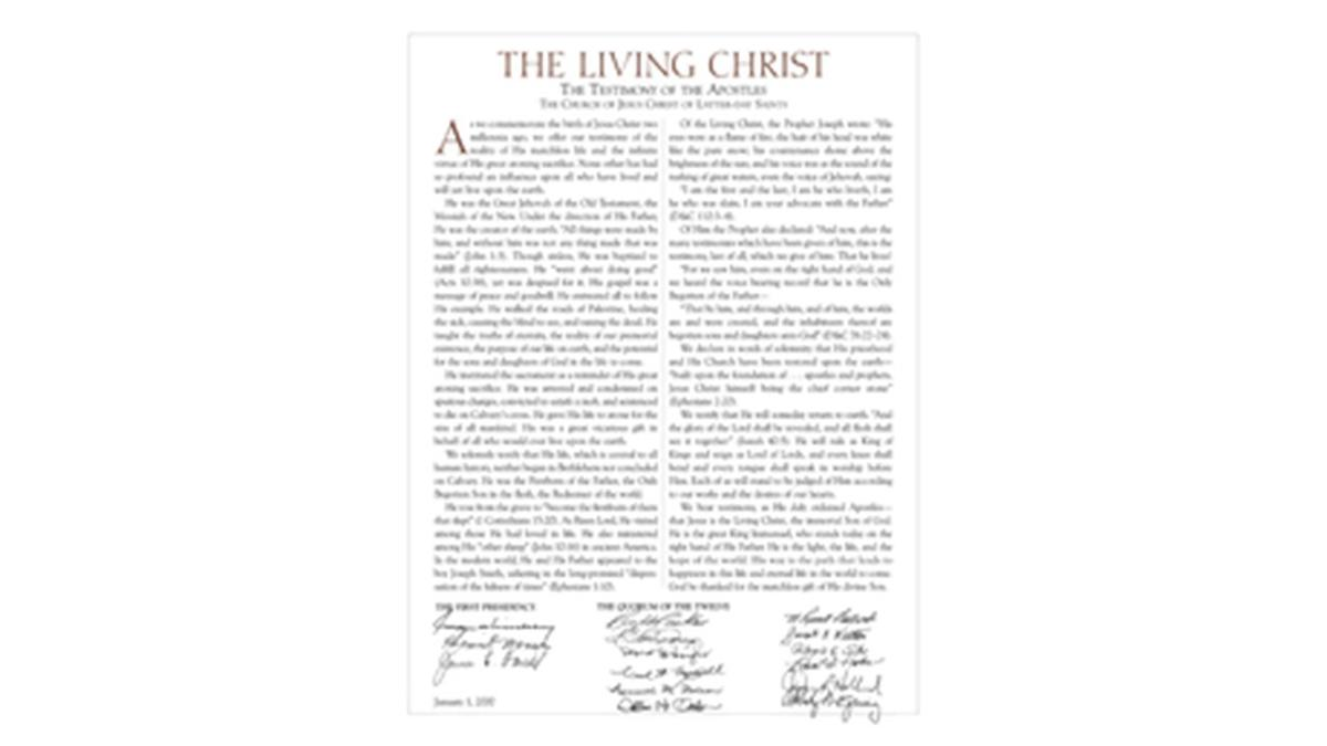 Living Christ