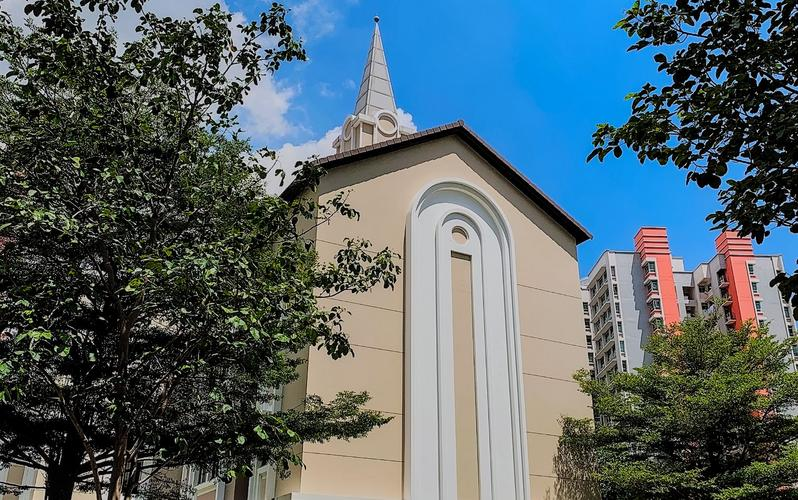 Compassvale Chapel