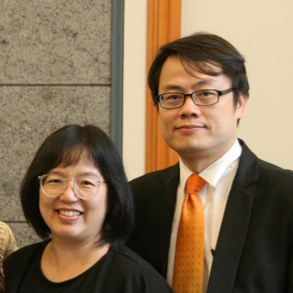 王榕翎夫妻