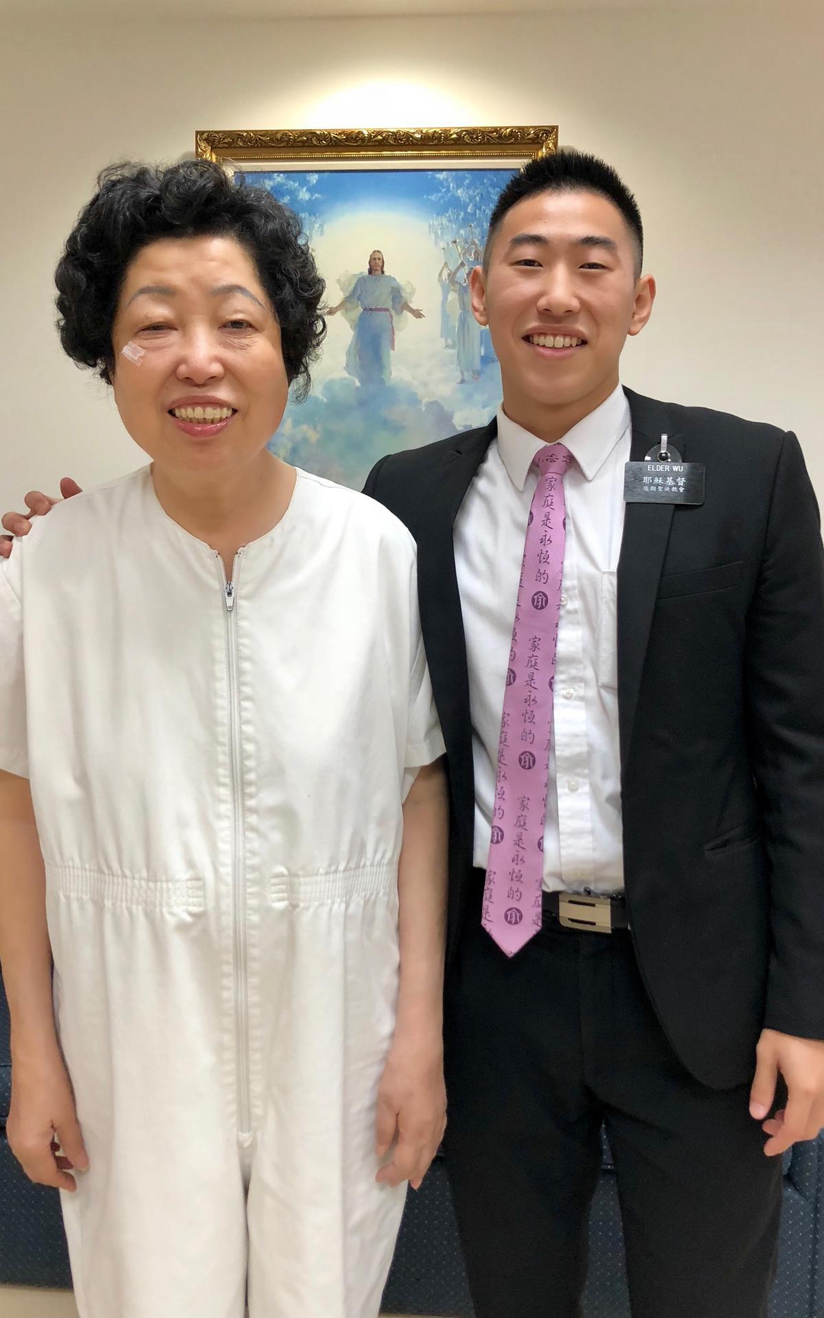 外婆與吳長老