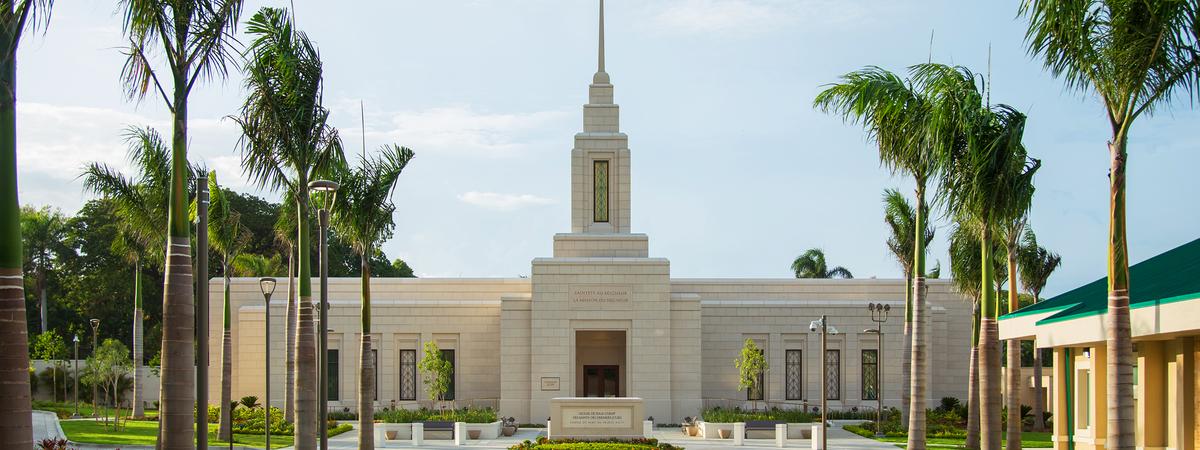 Port-au-Prince Haiti Temple