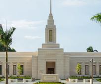 Templo de Puerto Príncipe, Haití