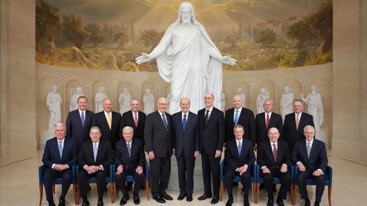 Organisationerna i kyrkan
