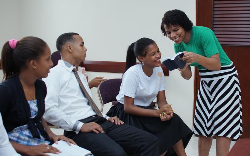 Asesoras de Área, una bendición para las organizaciones de la Iglesia