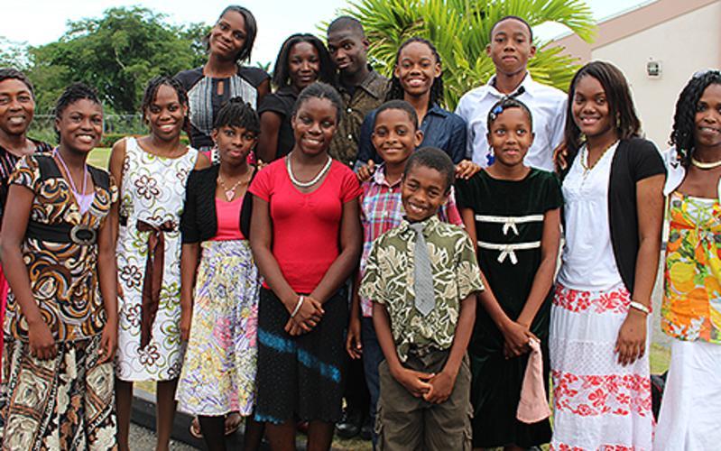 Caribbean Pioneers