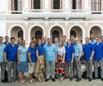 BYU Synthesis deja su huella musical en varias ciudades de Cuba