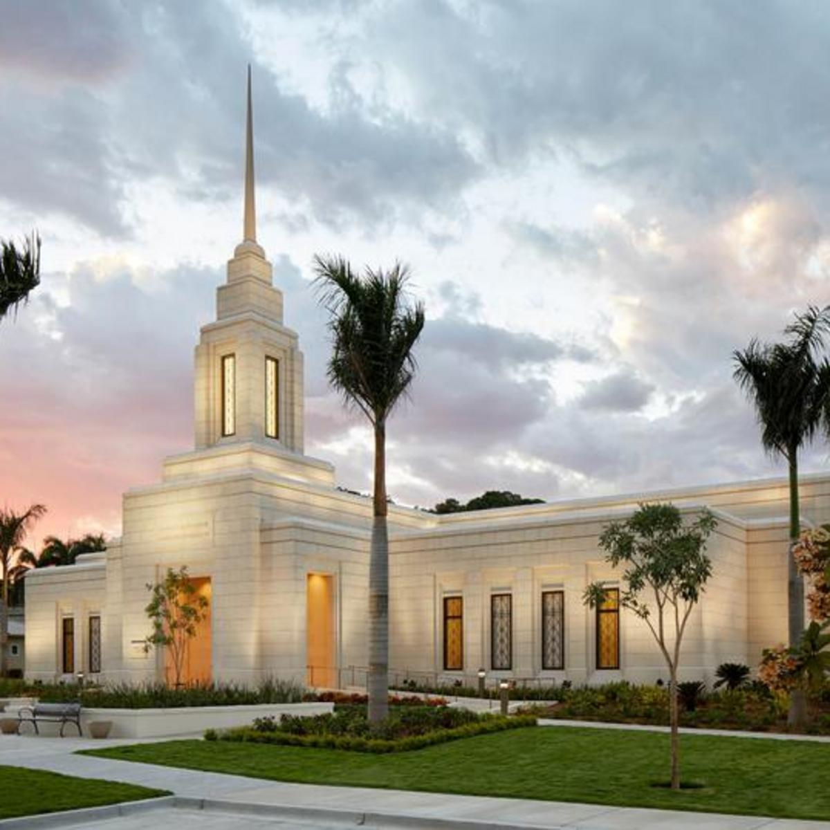 Temple d'Haïti de Port-au-Prince