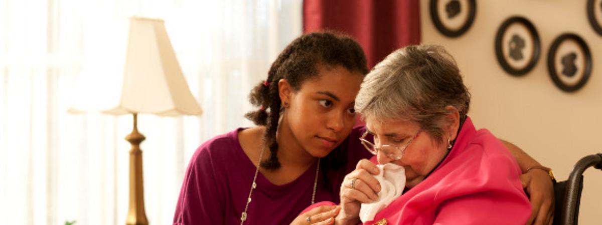 Sean pacientes en las aflicciones