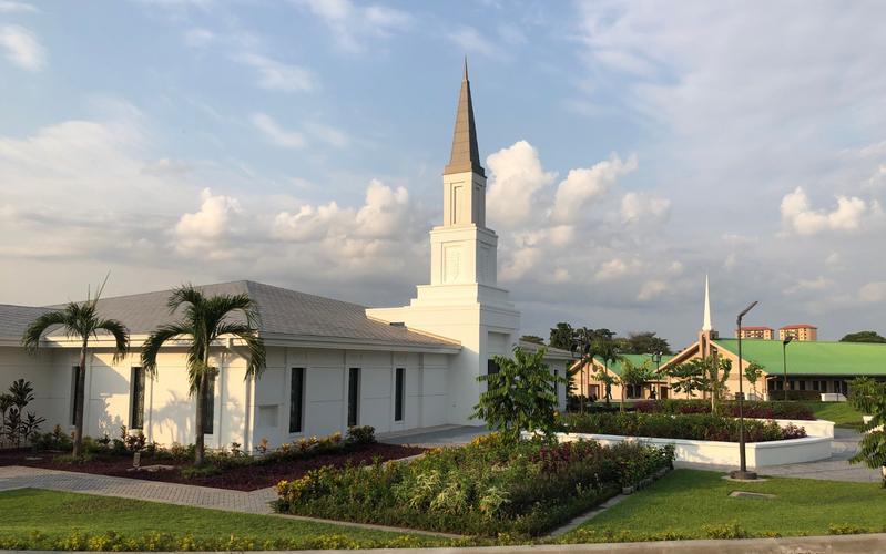 Templo SLC