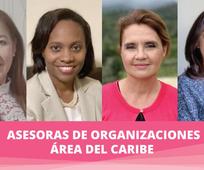 Líderes de la Iglesia designan asesoras de organizaciones para el Caribe