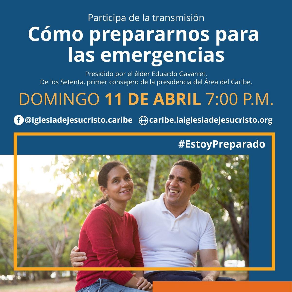 Cómo prepararnos para las emergencias