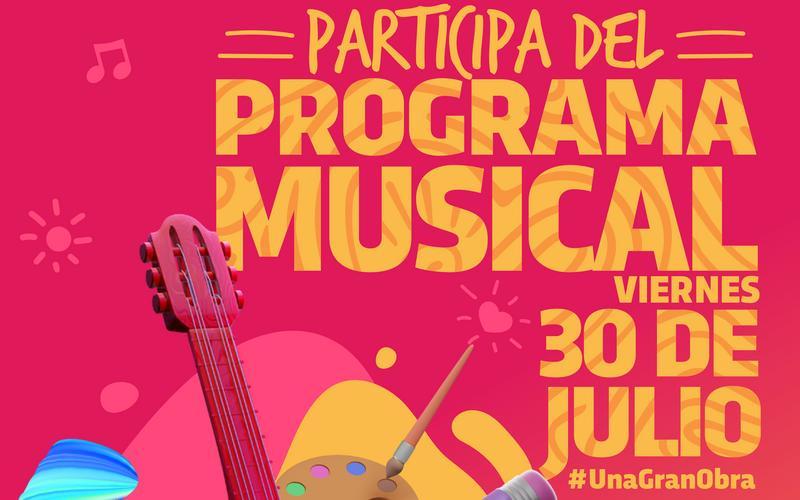 Programa Musical - PFJ Conferencia Virtual