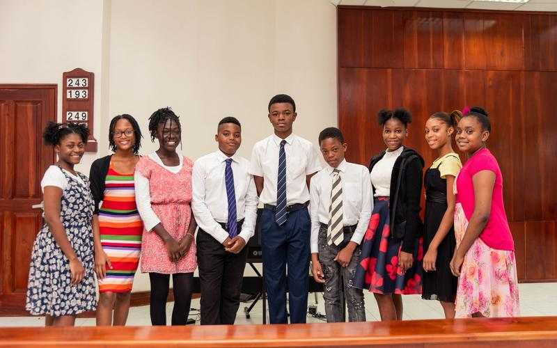 Vuelve el PFJ: gran entusiasmo en los jóvenes santos de los últimos días