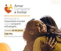 Amar, Compartir e Invitar
