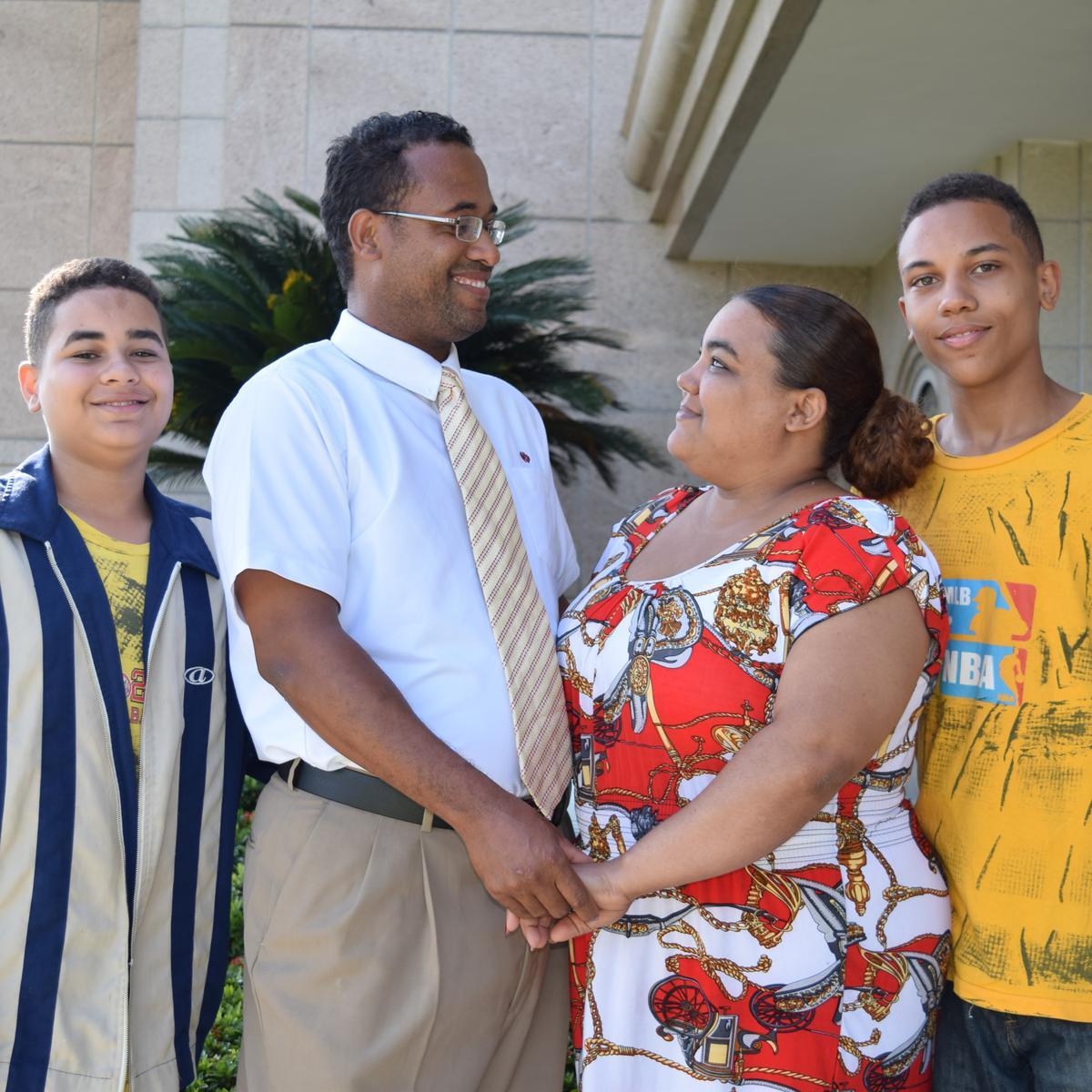 Familia Gautraux Diaz