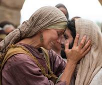 Jesus restores life