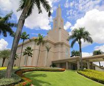 Temple de Santo Domingo, République dominicaine