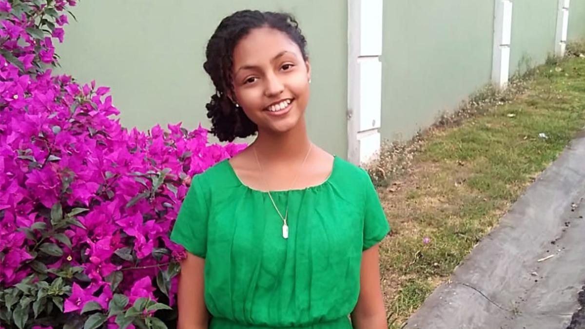 Denisse, una joven SUD