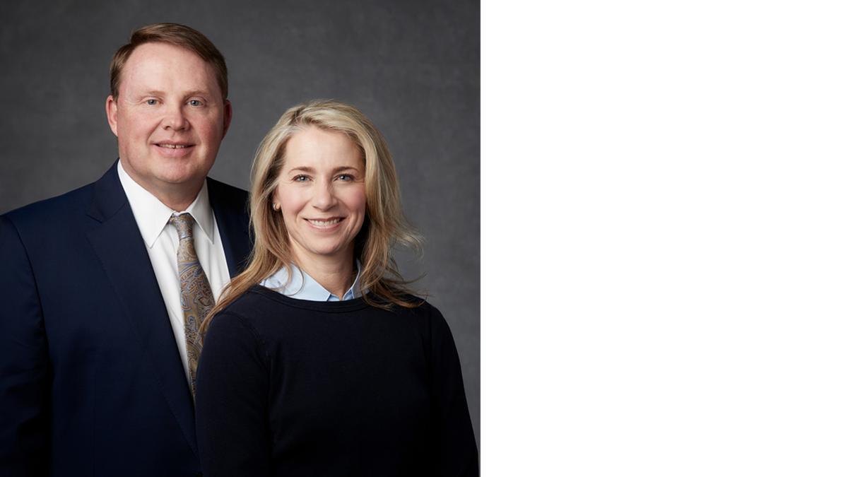 Timothy y Paula Barney
