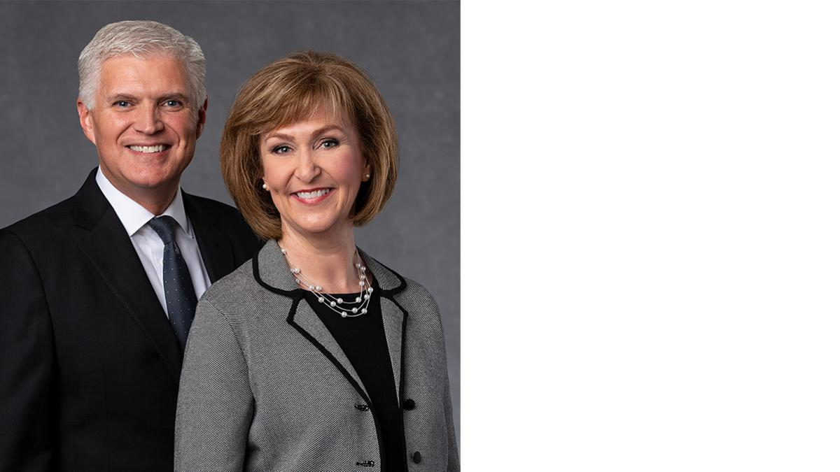 Gary y Jana Garrett