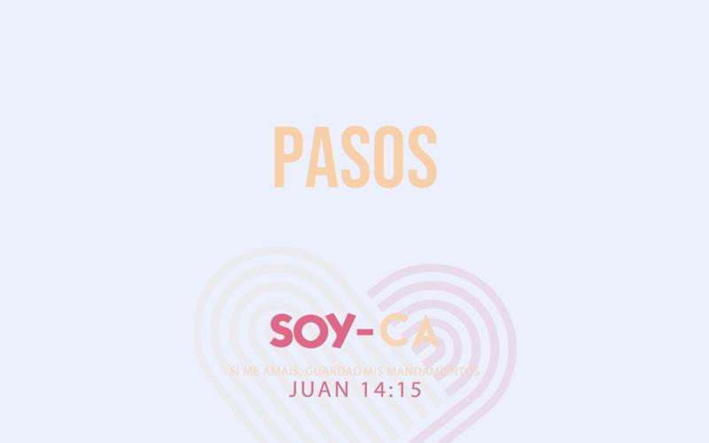 Pasos SOY