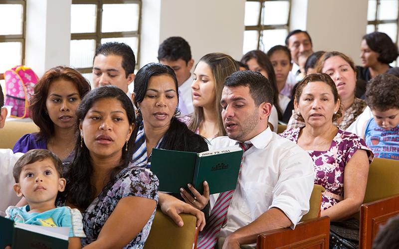 Líderes de sacerdocio de la Iglesia de Jesucristo