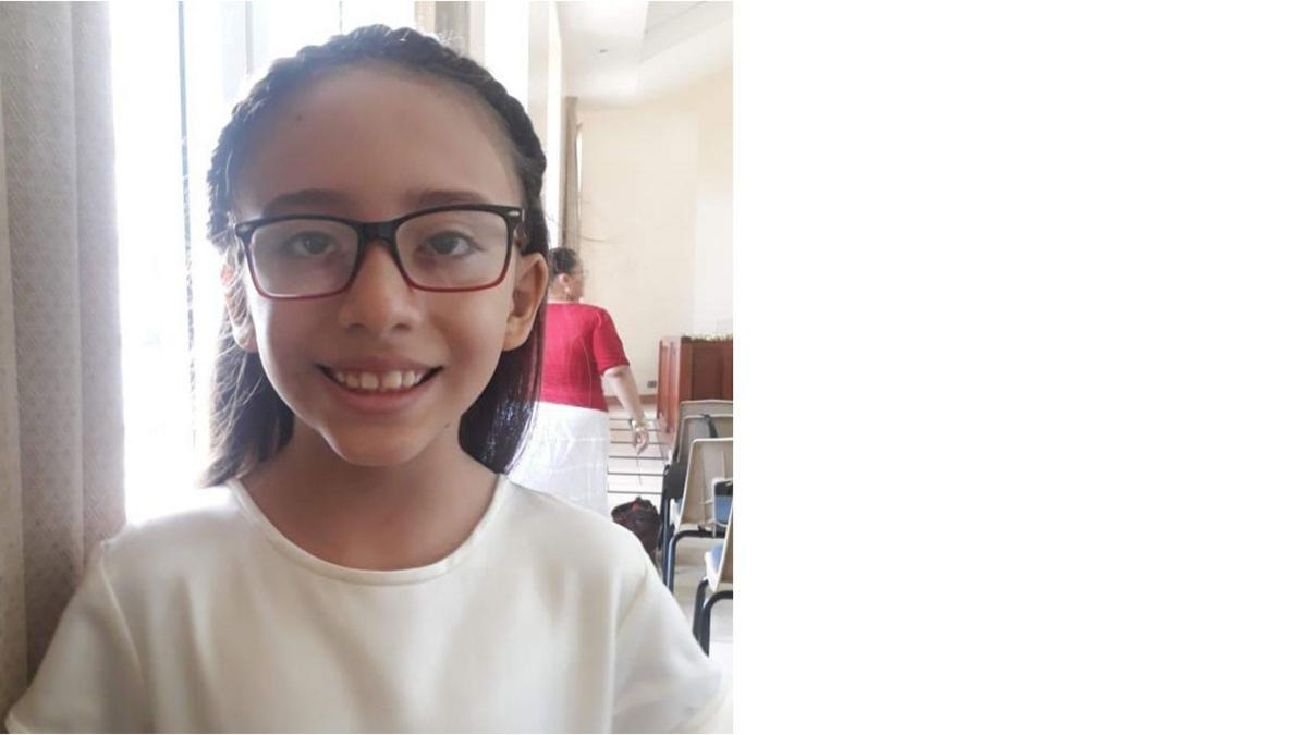 Mariana J., 8 años