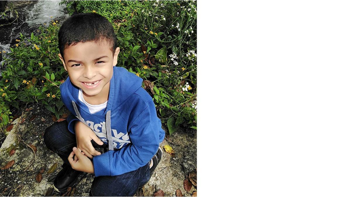 Andrés R., 6 años